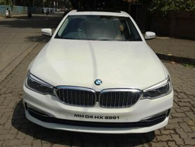 BMW 5 Series 520d Luxury Line 2017 for sale
