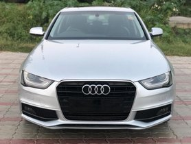 2013 Audi A4 for sale at low price