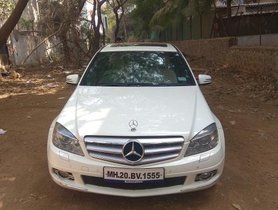 Used Mercedes Benz C Class 2010 car at low price