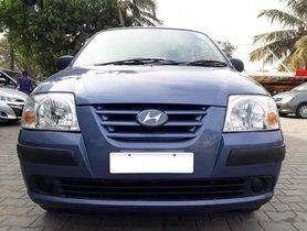 Used Hyundai Santro Xing car 2014 for sale at low price