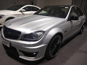 Used 2011 Mercedes Benz C Class for sale