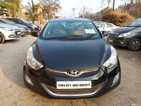 Used Hyundai Elantra 2013 car at low price
