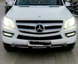 Used Mercedes Benz GL-Class 2015 car at low price