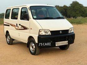 Maruti Suzuki Eeco 2016 for sale