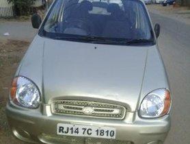 Used Hyundai Santro 2003 car at low price