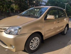 2012 Toyota Etios Liva for sale at low price