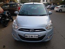 Used Hyundai i10 2012 car at low price