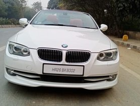 Used BMW 3 Series 330d Convertible 2011 for sale