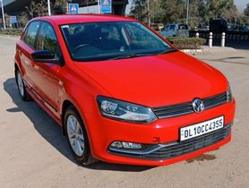Used Volkswagen Polo GT TSI 2015 for sale