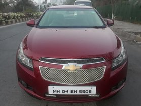 Used Chevrolet Cruze 2010 car at low price