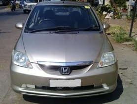 Used 2004 Honda City ZX for sale