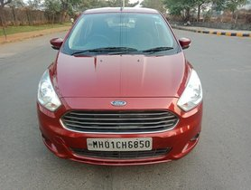 Used Ford Figo 2016 car at low price