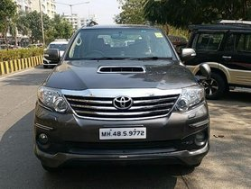 Used Toyota Fortuner car 2014 for sale at low price
