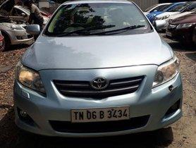 2010 Toyota Platinum Etios for sale