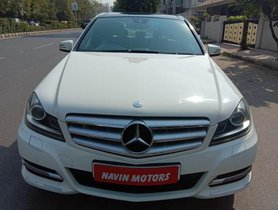 Mercedes Benz C Class 2013 for sale