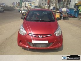 Used Hyundai Eon car 2012 for sale at low price