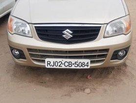 Used Maruti Suzuki Alto K10 2012 car at low price