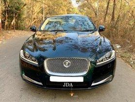 Used Jaguar XF 2.2 Litre Luxury 2018 for sale
