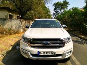 Used Ford Endeavour 2017 car at low price