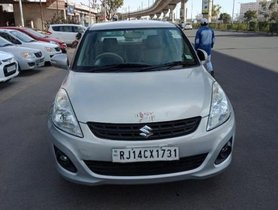 Used Maruti Suzuki Dzire 2014 car at low price