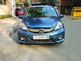 Used Honda Amaze VX i-Vtech 2015 for sale