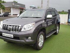 Toyota prado Diesel VX 2011 for sale