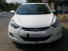 Hyundai Elantra CRDi SX AT 2013 for sale