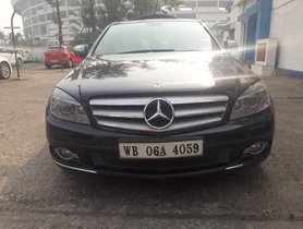 2009 Mercedes Benz C Class for sale at low price