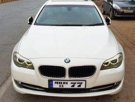 Used BMW 5 Series 2011 car at low price