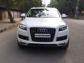 Used Audi Q7 3.0 TDI Quattro Premium Plus 2013 for sale