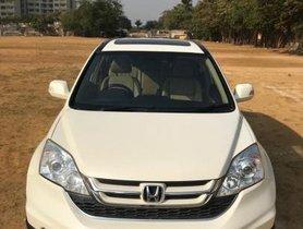 Used Honda CR V car at low price