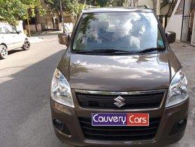 Maruti Wagon R VXI BS IV 2016 for sale