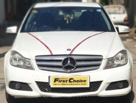 Used 2013 Mercedes Benz C Class for sale