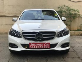 Mercedes-Benz E-Class E250 CDI Elegance 2014 for sale