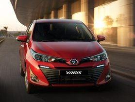 Toyota, Volkswagen and Skoda January Discount On Toyota Yaris, Skoda Rapid And More