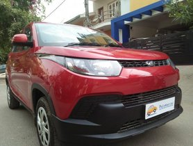 Used Mahindra KUV100 G80 K8 2016 for sale