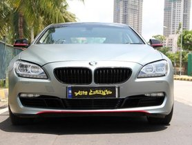 BMW 6 Series 640d Coupe 2013 for sale