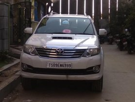 Used Toyota Fortuner 2016 car at low price