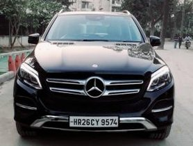 Mercedes-Benz GLE 250d 2016 for sale