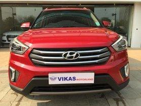 Hyundai Creta 1.6 CRDi SX 2015 for sale