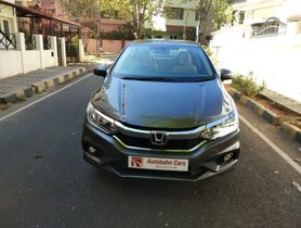 Honda City i-VTEC CVT VX 2017 for sale