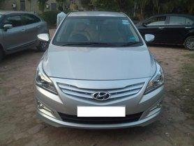 2016 Hyundai Verna for sale at low price