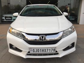 Honda City 1.5 V MT 2015 for sale