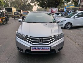 Used Honda City car 2012 for sale at low price