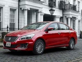 Maruti Ciaz 1.5 Diesel Motor Not To Be A MHEV, Pre-Bookings Unofficially Open