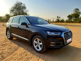 Used Audi Q7 45 TDI Quattro Technology 2018 for sale