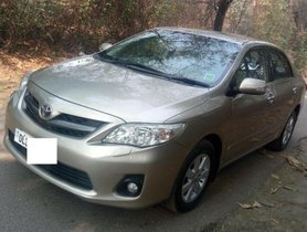 Toyota Corolla Altis Diesel D4DG for sale