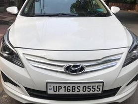 Used Hyundai Verna VTVT 1.6 AT EX 2017 for sale