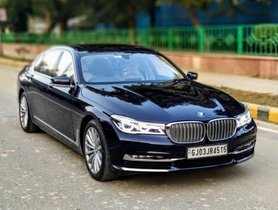BMW 7 Series 2017 for sale