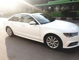 2016 Audi A6 for sale at low price